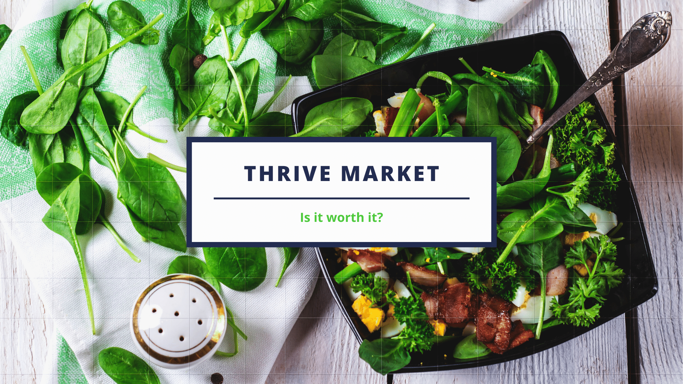 Reviews of Thrive Market