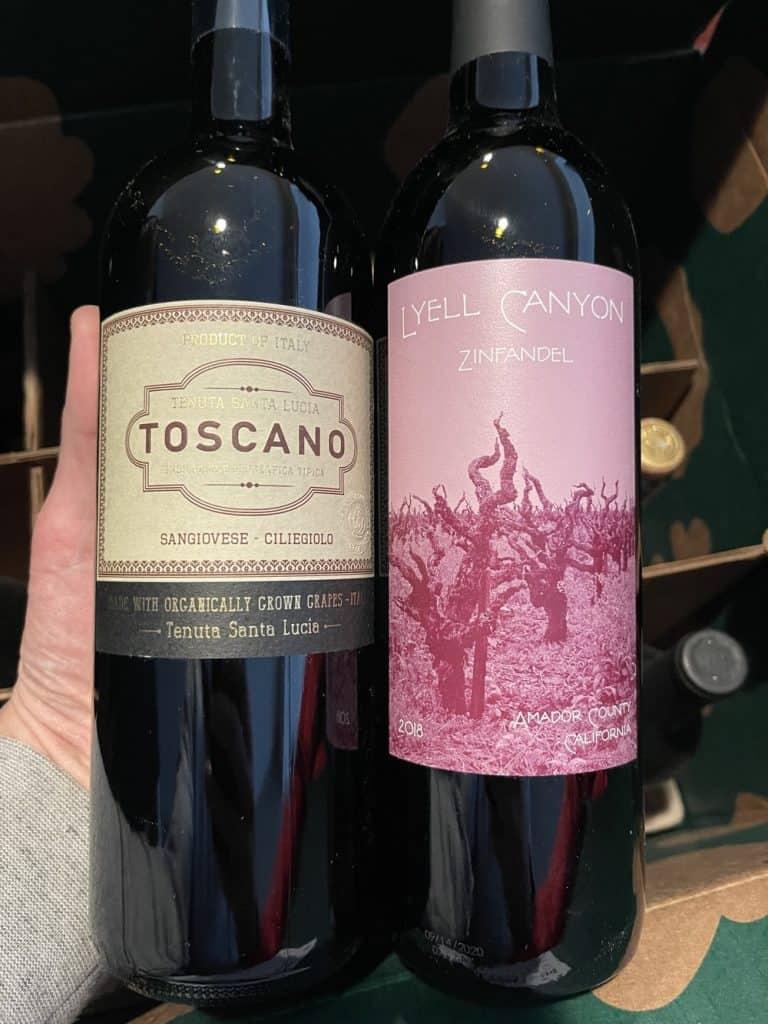 Thrive Market Wine Bottles